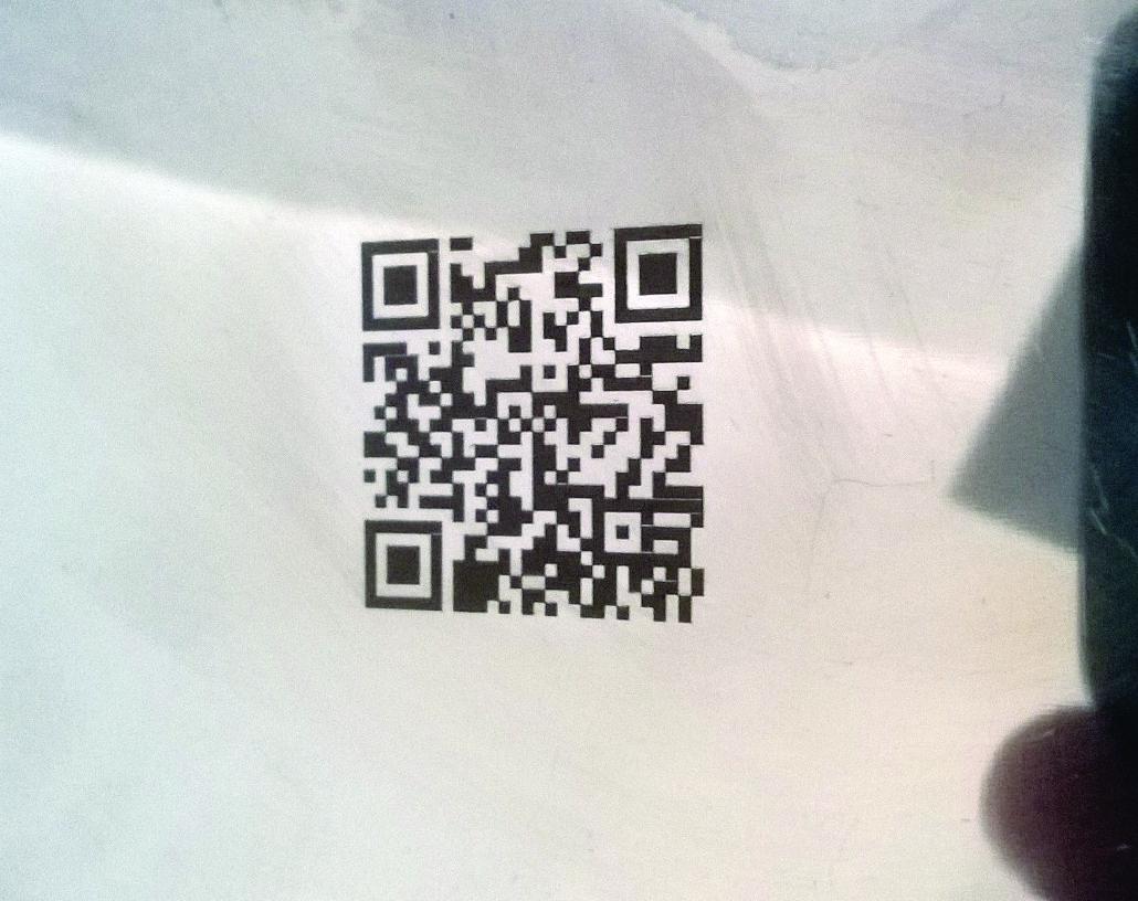 marcare coduri de bare - coduri QR