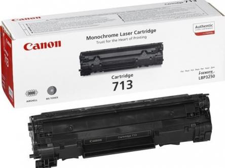 reincarcare cartus toner CRG-713 negru pentru Canon i-SENSYS LBP-3250
