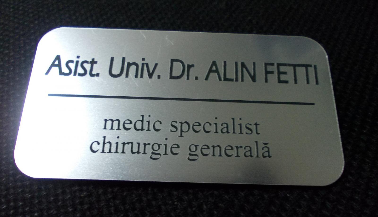Ecuson medic, ecusoane pentru medici