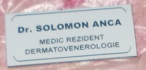 ecuson medic rezident