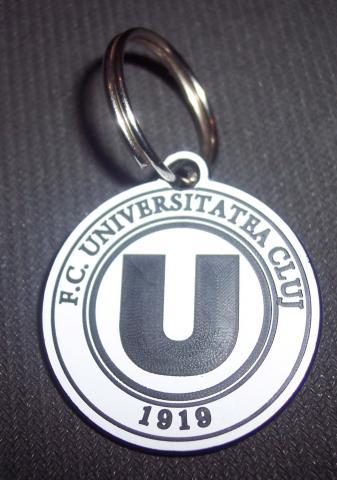 Breloc Universitatea Cluj