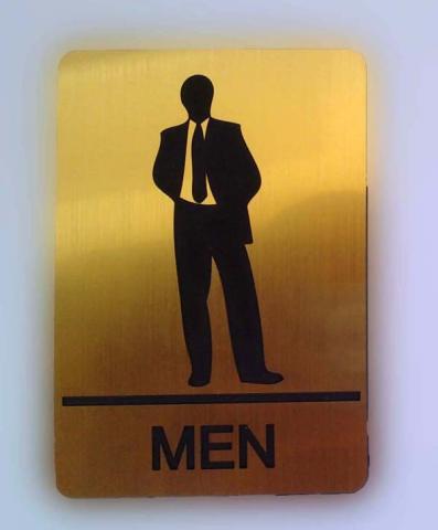 placuta indicatoare toaleta